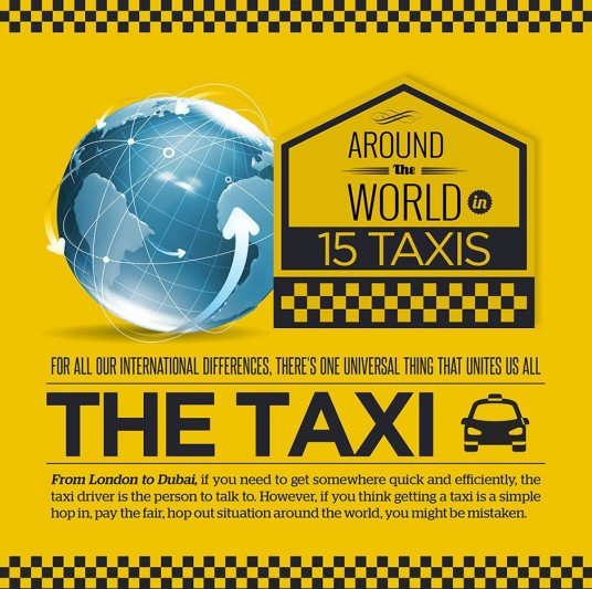 Around the world Taxis 1