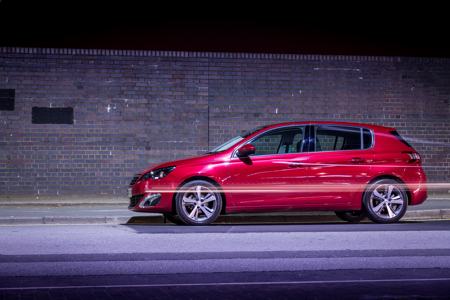 Peugeot 308 Allure Highlights