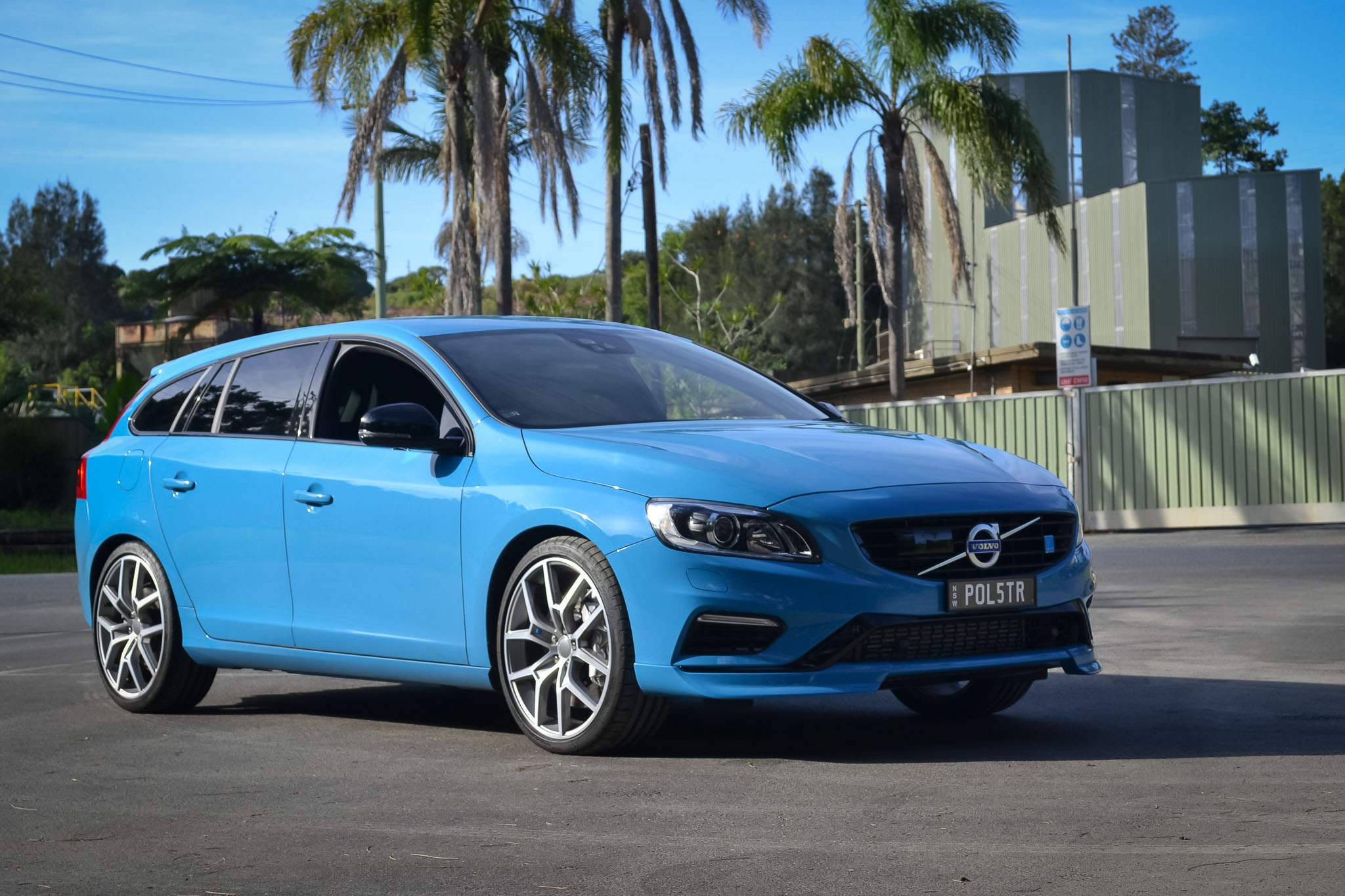 Driven: Volvo V60 Polestar Review