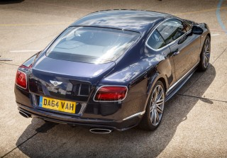 Bentley Continental GT Speed 1