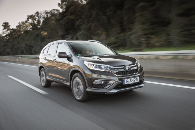 Honda CR-V 1.6 i-DTEC SR Manual