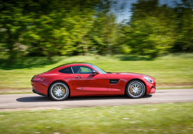 Mercedes Benz AMG GT S Review