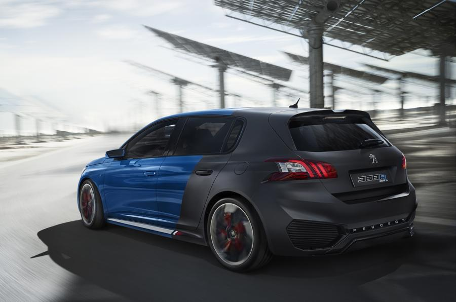 My Kind Of Hatchback 493bhp Peugeot 308 R Hybrid