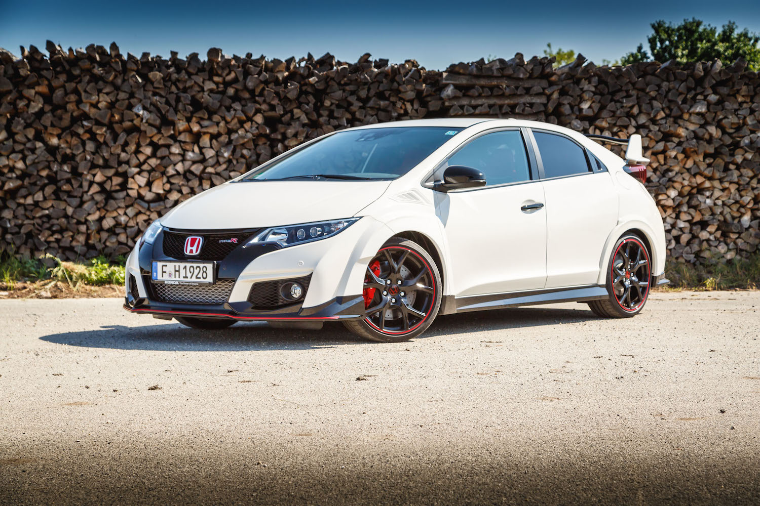 2015 Honda Civic Type R Press Launch Photographed by Motor Verso