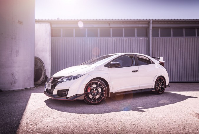 2015 Honda Civic Type R Road 64