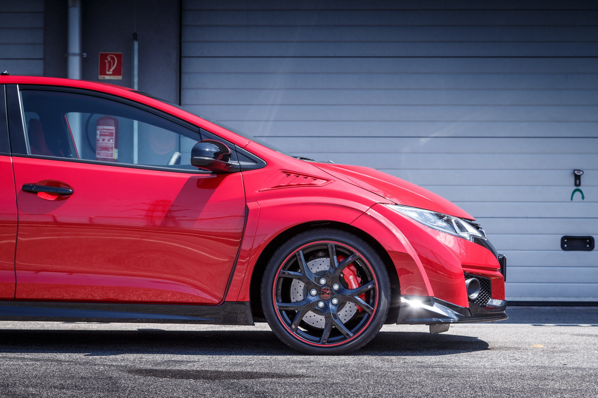 2015 honda civic type r press launch photographed by motor verso. Black Bedroom Furniture Sets. Home Design Ideas