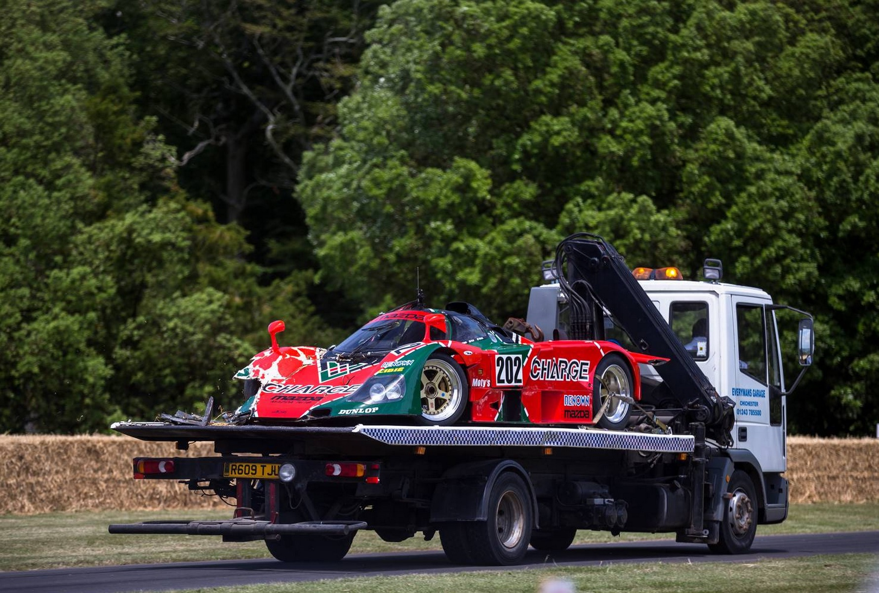 Perfect Goodwood Festival Of Speed 2015 In 24 Pictures