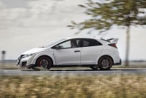 Honda Civic Road Test