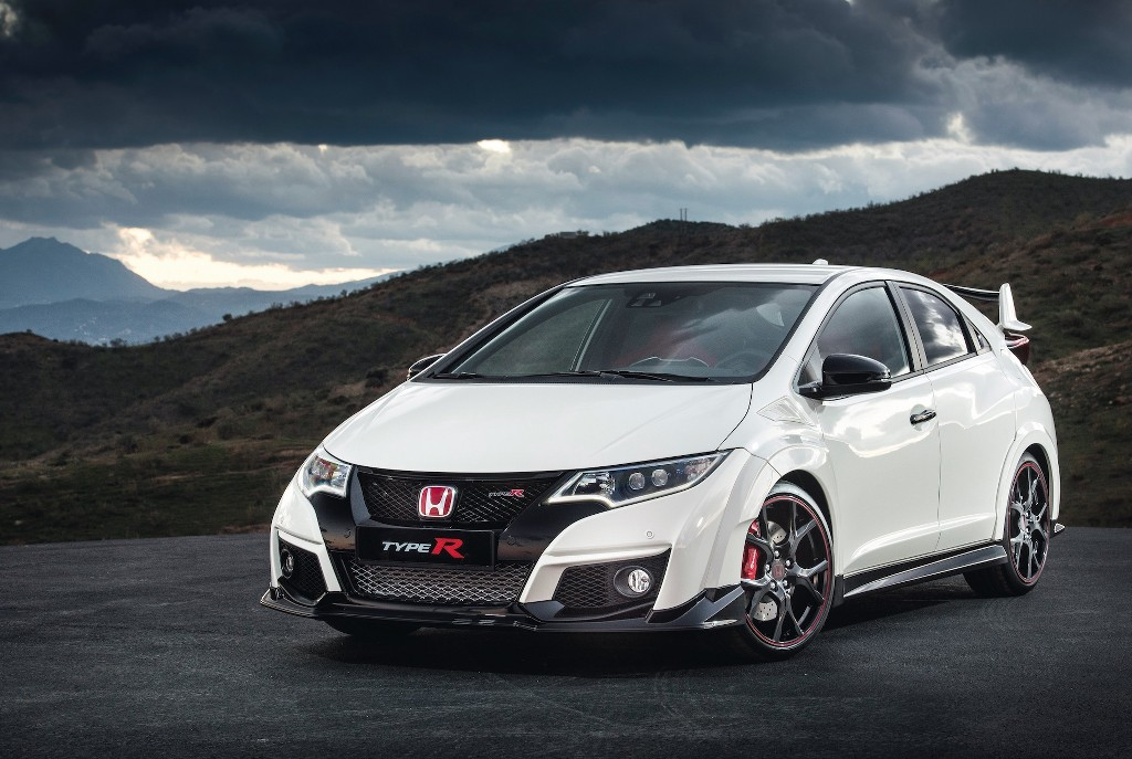 video 2015 honda civic type r press launch slovakia. Black Bedroom Furniture Sets. Home Design Ideas