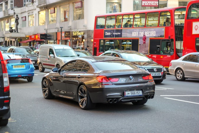 Knightsbridge Car Spotting London 22 BMW M5