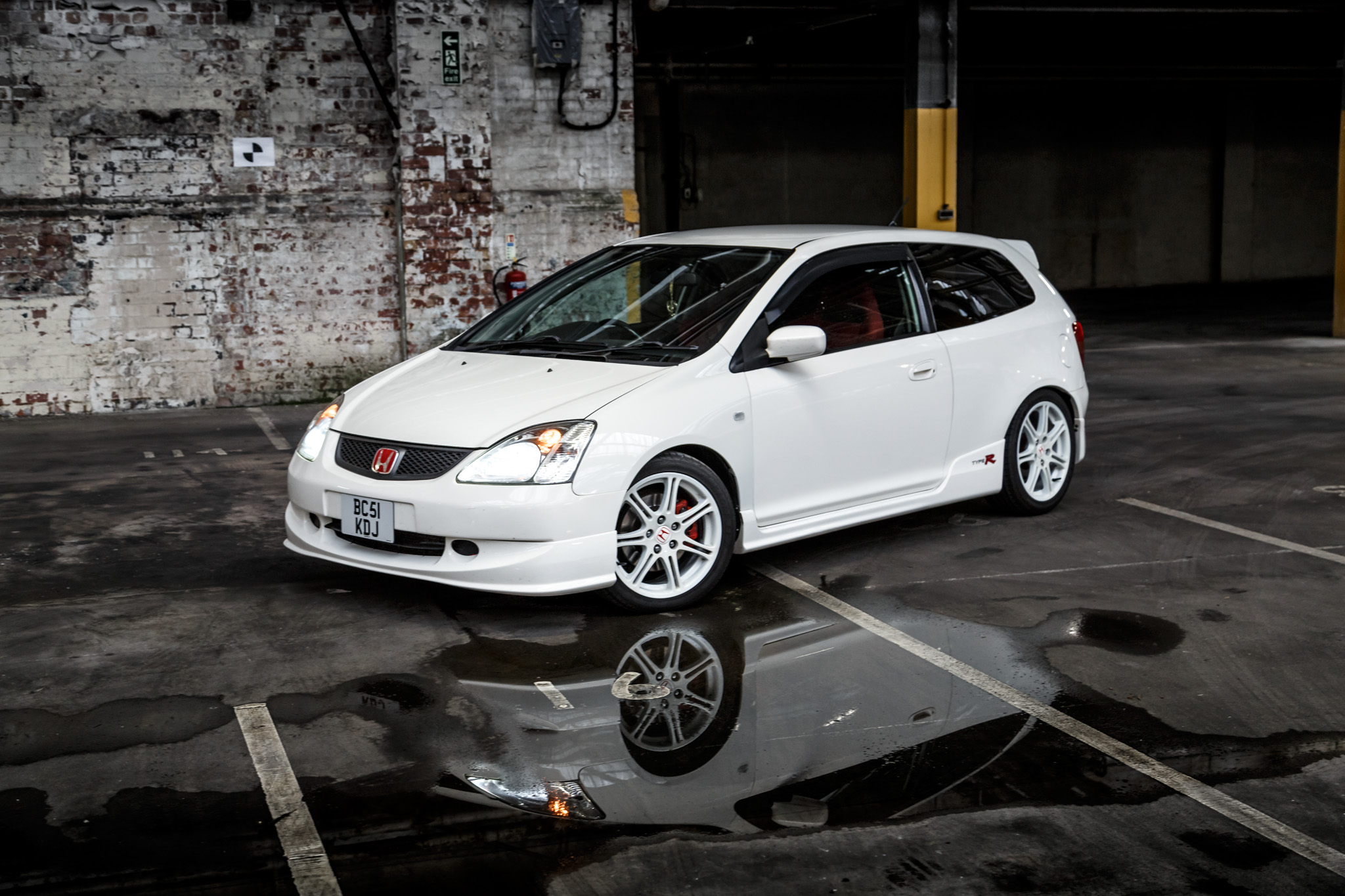 Honda Civic JDM EP3 Gallery