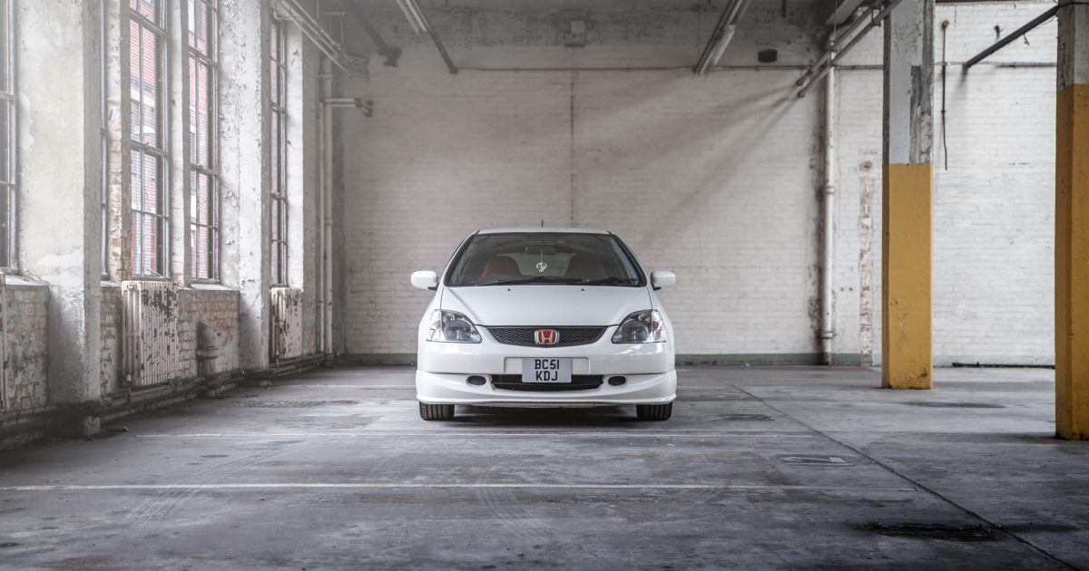 Jdm Ep3 Honda Civic Type R 1 Of The Internets Best Examples
