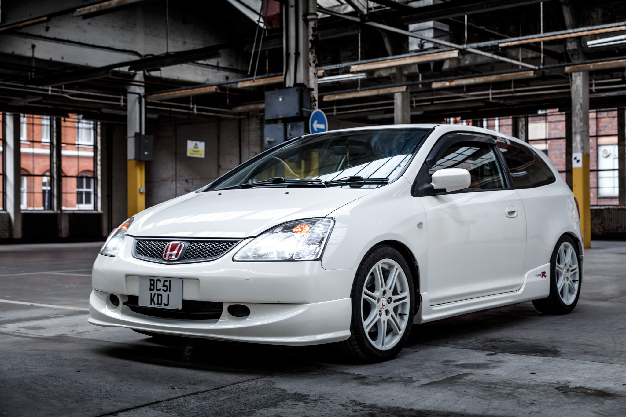 Jdm Ep3 Honda Civic Type R