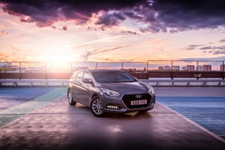 Hyundai i40 Tourer Feature 1