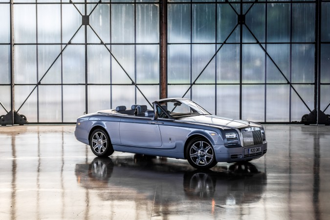 Rolls-Royce Drophead Coupe Before 3