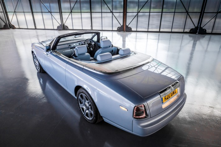 Rolls Royce Phantom Drophead Coupe 2015 70