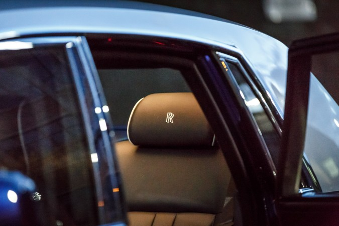 Rolls-Royce Phantom 2015 107