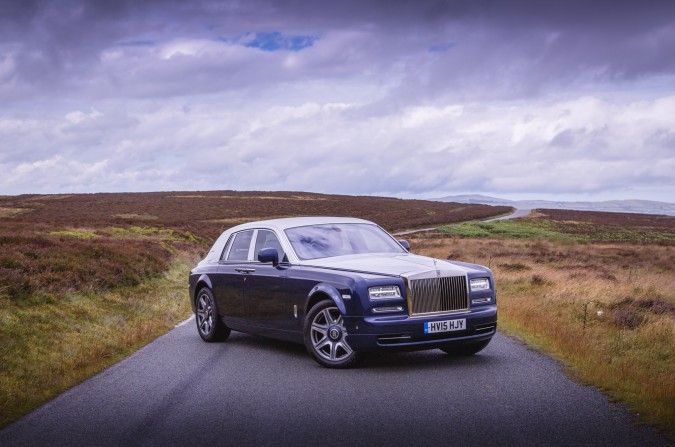 Rolls-Royce Phantom 2015 16