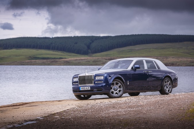 Rolls-Royce Phantom 2015 23