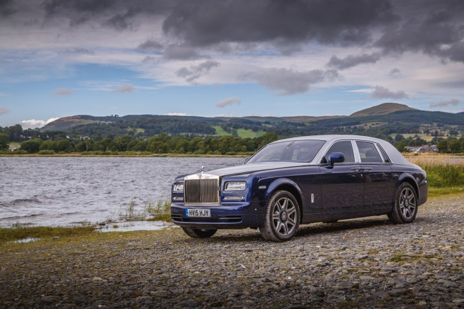 Rolls-Royce Phantom 2015 27