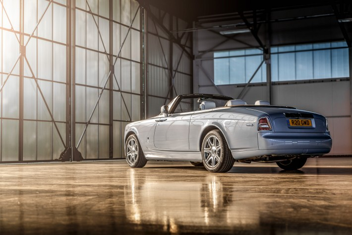 Rolls Royce Phantom Drophead Coupe Feature 6