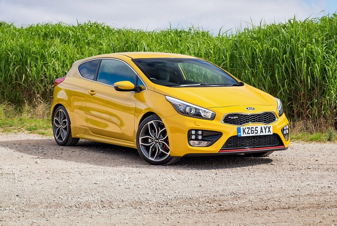 chassis tweaks inbound for kia cee 39 d gt family. Black Bedroom Furniture Sets. Home Design Ideas