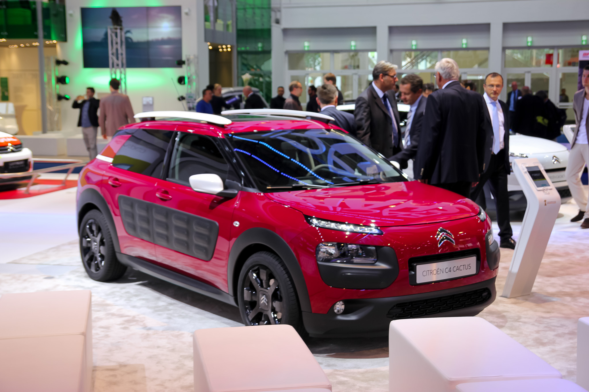 Frankfurt Iaa 2015 Highlights