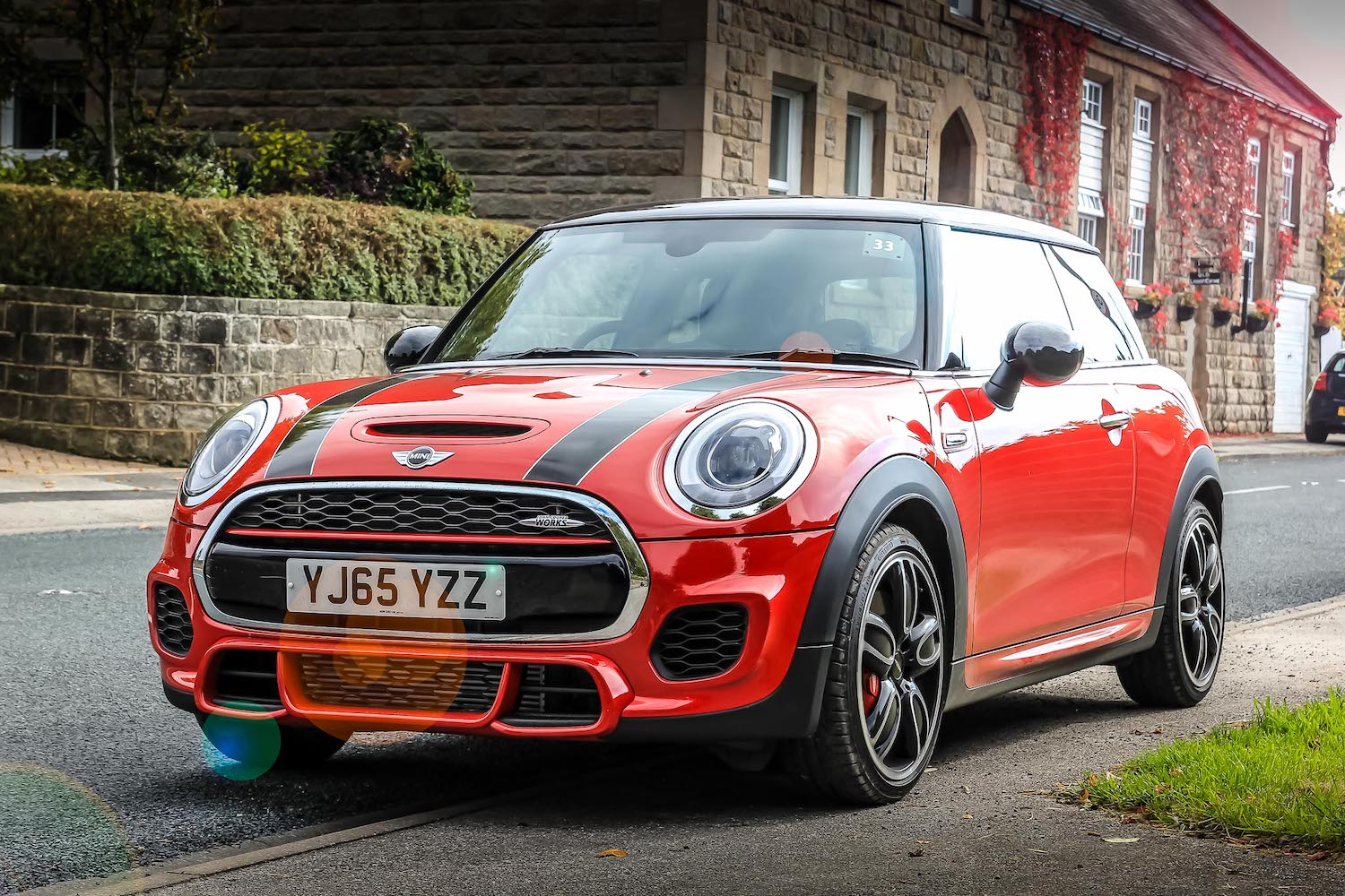 Mini John Cooper Works 2015 Review