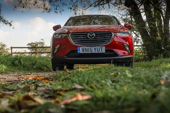 Mazda CX-3 2.0 150ps AWD Sport Nav-12