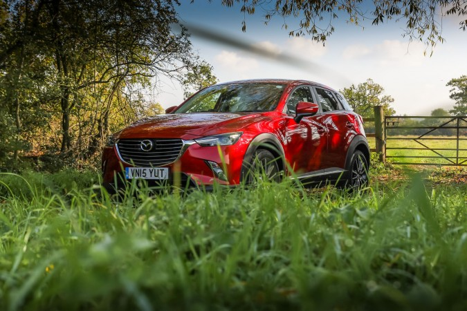 Mazda CX-3 2.0 150ps AWD Sport Nav-17