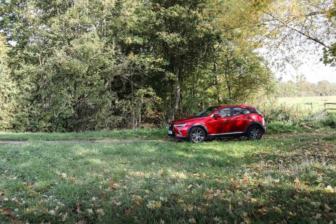 Mazda CX-3 2.0 150ps AWD Sport Nav-20