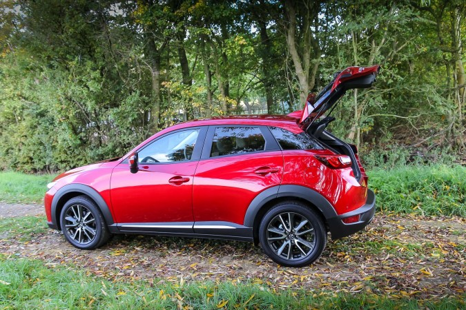 Mazda CX-3 2.0 150ps AWD Sport Nav-41