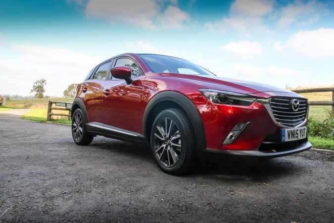 Mazda CX-3 2.0 150ps AWD Sport Nav-54