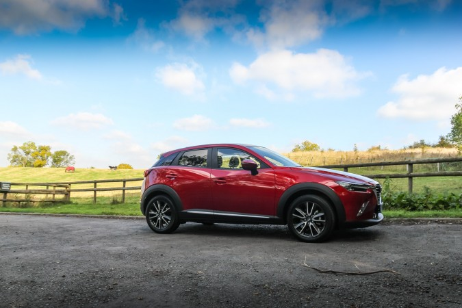Mazda CX-3 2.0 150ps AWD Sport Nav-56