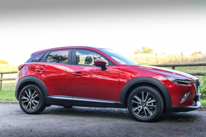 Mazda CX-3 2.0 150ps AWD Sport Nav-57