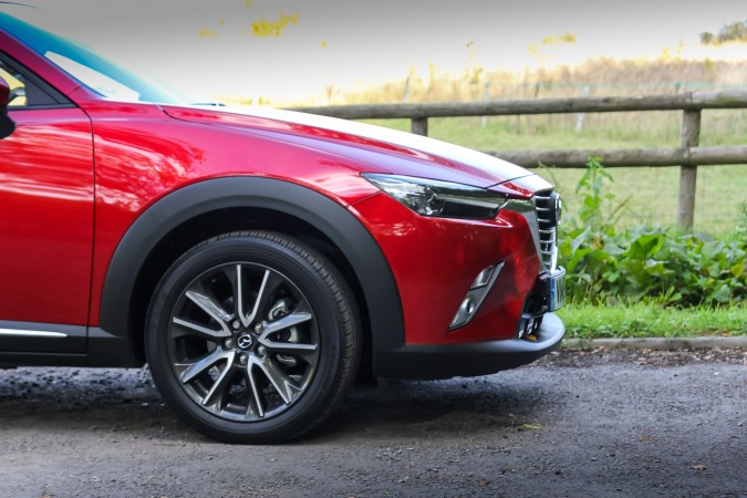 Mazda CX-3 2.0 150ps AWD Sport Nav-58