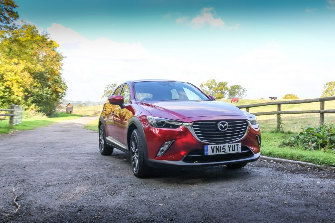 Mazda CX-3 2.0 150ps AWD Sport Nav-60