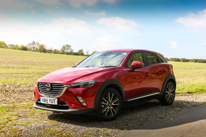 Mazda CX-3 2.0 150ps AWD Sport Nav-62