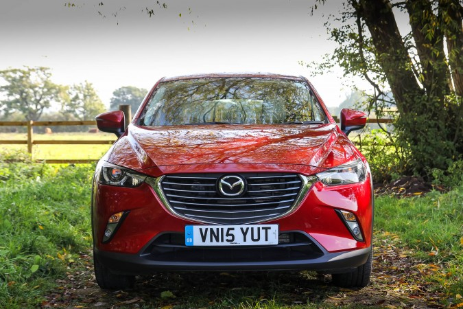 Mazda CX-3 2.0 150ps AWD Sport Nav-8