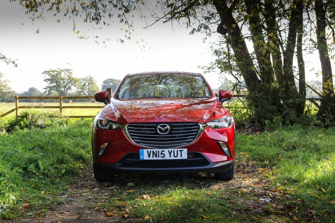 Mazda CX-3 2.0 150ps AWD Sport Nav-9