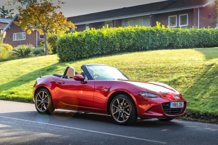 Mazda MX 5 2.0 160ps Sport Nav 16