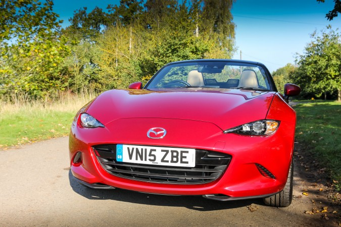 Mazda MX-5 2.0 160ps Sport Nav-39