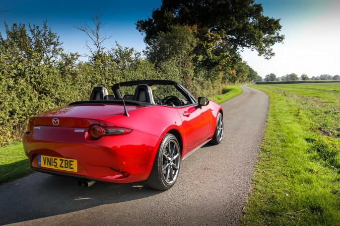 Mazda MX-5 2.0 160ps Sport Nav-56
