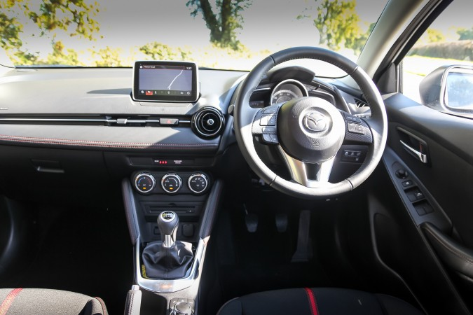 Mazda2 1.5 115ps Sport Nav-27 Interior