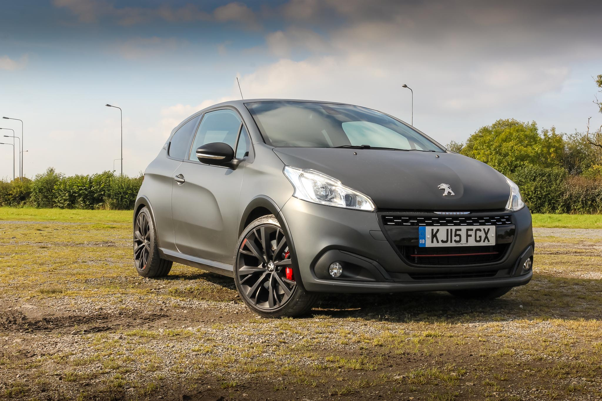 driven peugeot 208 gti by peugeot sport review. Black Bedroom Furniture Sets. Home Design Ideas