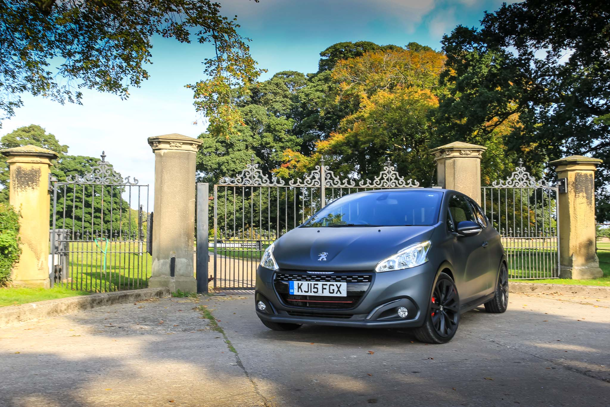 Driven Peugeot 208 Gti By Peugeot Sport Review