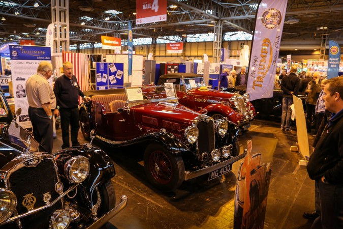 Lancaster Insurance Classic Motor Show 2015 -93
