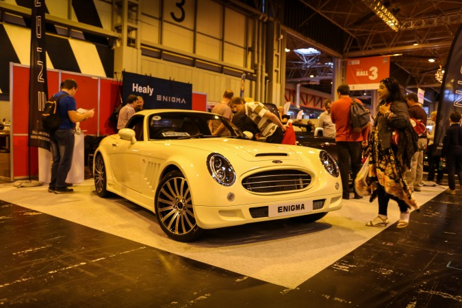 Lancaster Insurance Classic Motor Show 2015 Healy Enigma 3