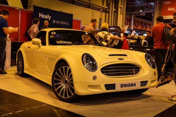 Lancaster Insurance Classic Motor Show 2015 Healy Enigma 4