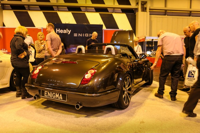 Lancaster Insurance Classic Motor Show 2015 Healy Enigma 9